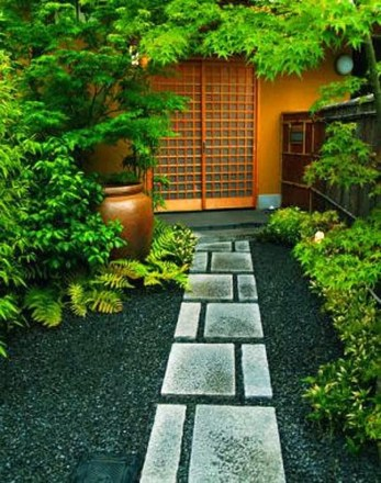 Inspiring small japanese garden design ideas 35