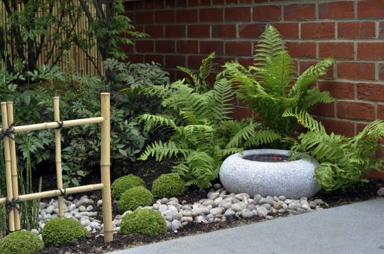 Inspiring small japanese garden design ideas 40