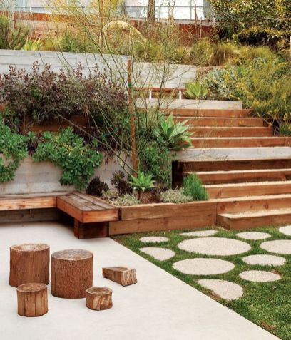 Inspiring small japanese garden design ideas 44