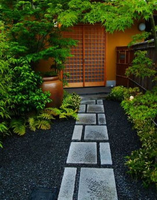 Inspiring small japanese garden design ideas 45