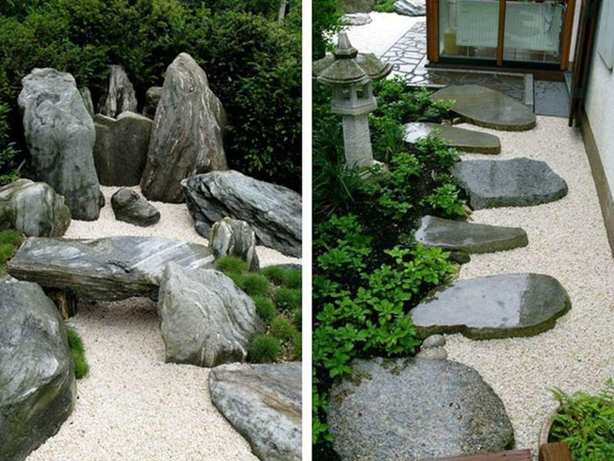 Inspiring small japanese garden design ideas 50