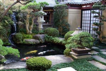 Inspiring small japanese garden design ideas 55