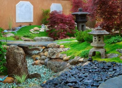 Inspiring small japanese garden design ideas 60
