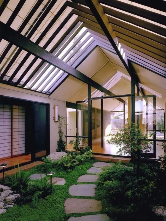 Inspiring small japanese garden design ideas 66