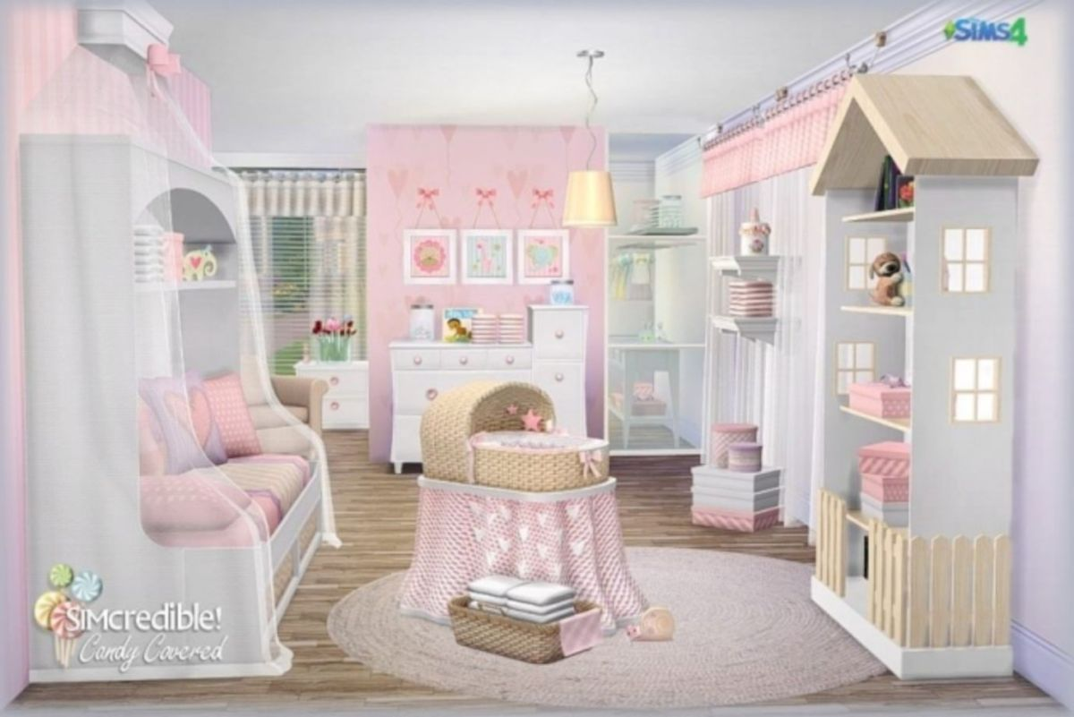 60 Cute and Simple Kids Bedroom Furniture Designs Ideas