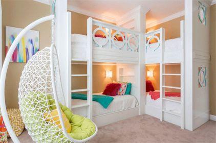 Kids bedroom furniture designs 39