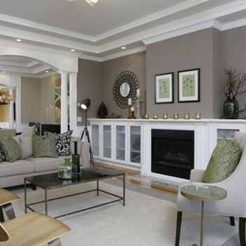 Living room ideas for an apartment 15