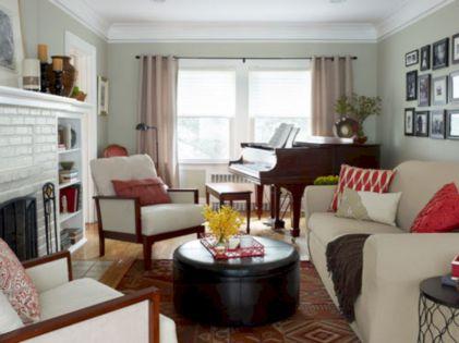 Narrow living room furniture 28