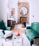 Narrow living room furniture 29