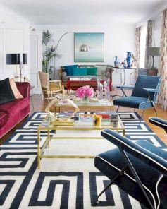 Narrow living room furniture 51