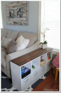 Narrow living room furniture 55