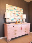Painted faux bamboo furniture design 27
