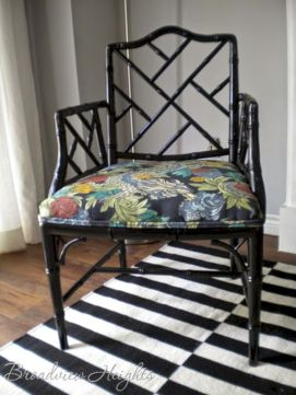 Painted faux bamboo furniture design 30