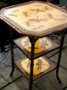 Painted faux bamboo furniture design 36