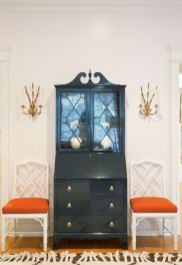 Painted faux bamboo furniture design 50