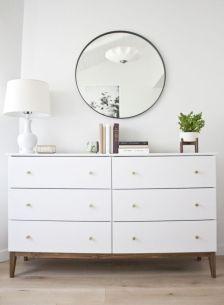 Painted mid century modern furniture 12