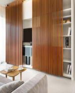 Painted mid century modern furniture 14