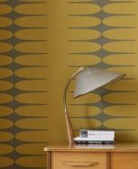 Painted mid century modern furniture 16