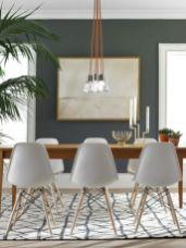 Painted mid century modern furniture 41