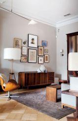 Painted mid century modern furniture 45