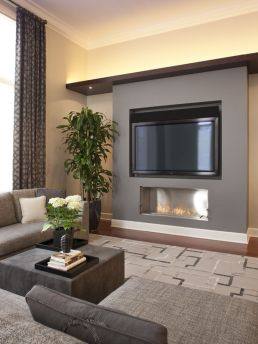 Simple living room design ideas with tv 61