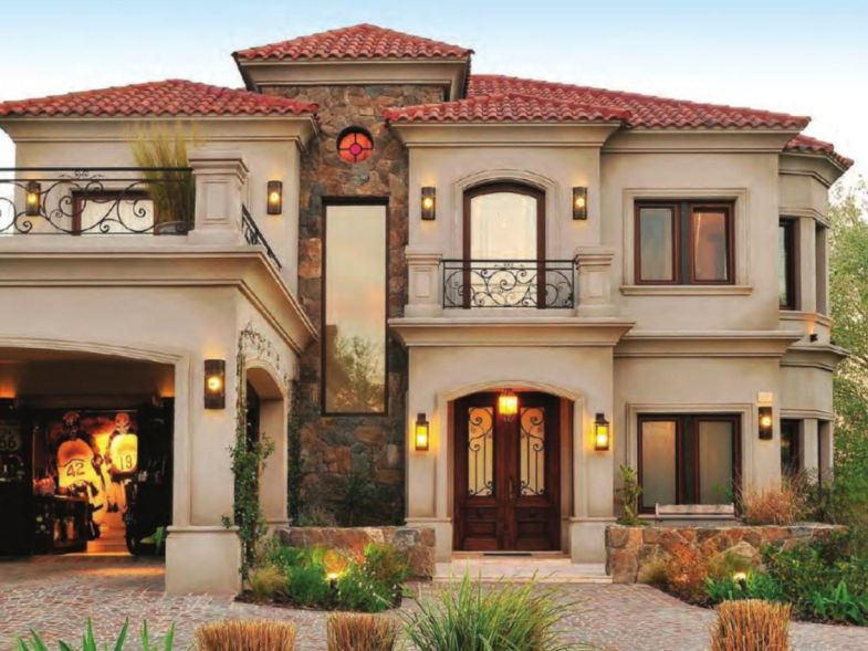 Spanish style exterior paint colors 04