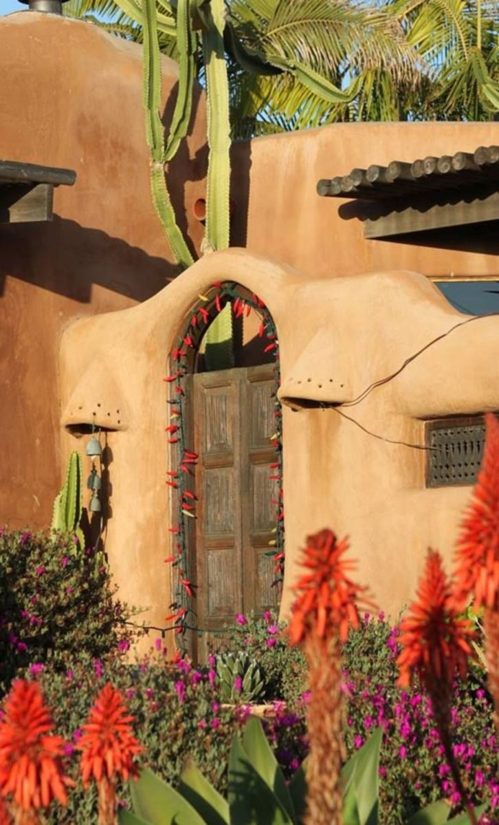 Spanish style exterior paint colors 19