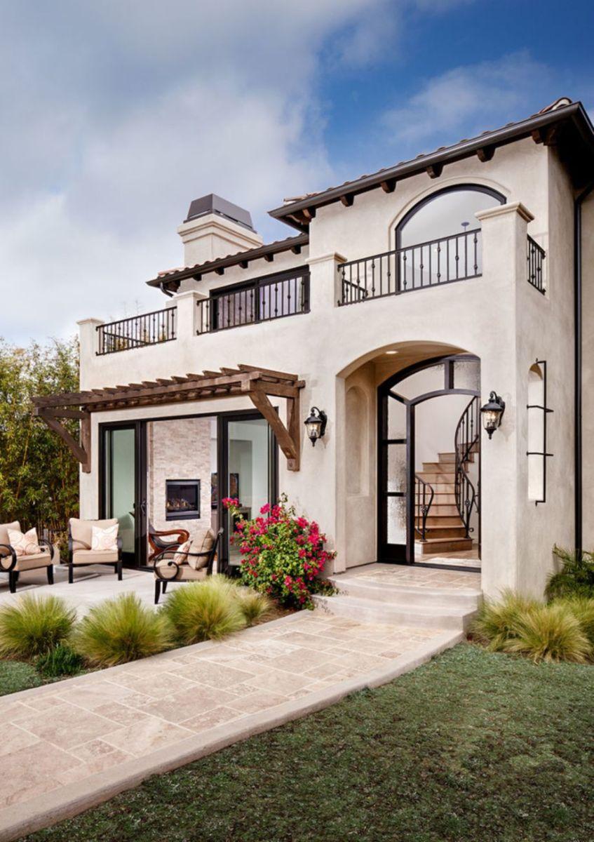 Spanish style exterior paint colors 20