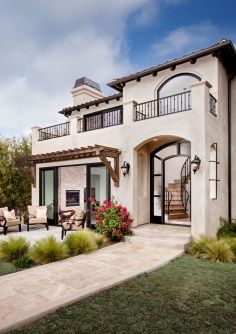 Spanish style exterior paint colors 20