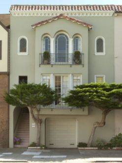 Spanish style exterior paint colors 23