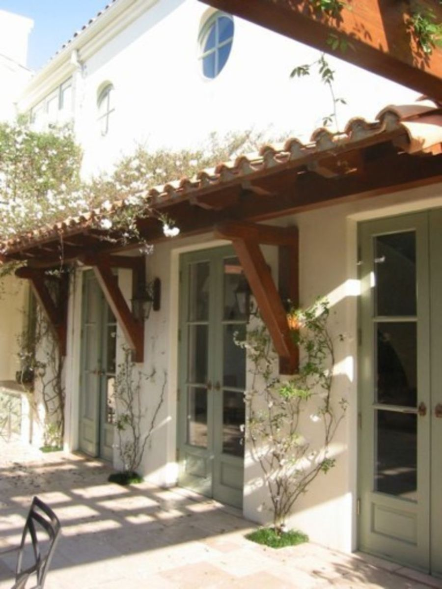 Spanish style exterior paint colors 28