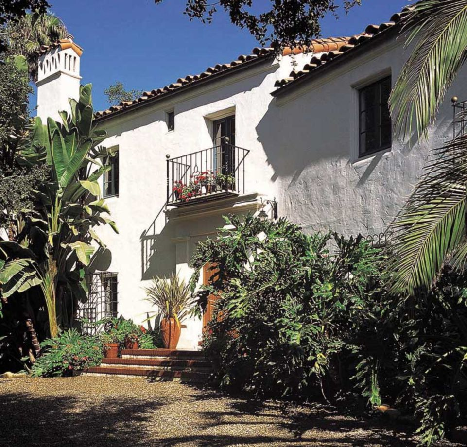 Spanish style exterior paint colors 29