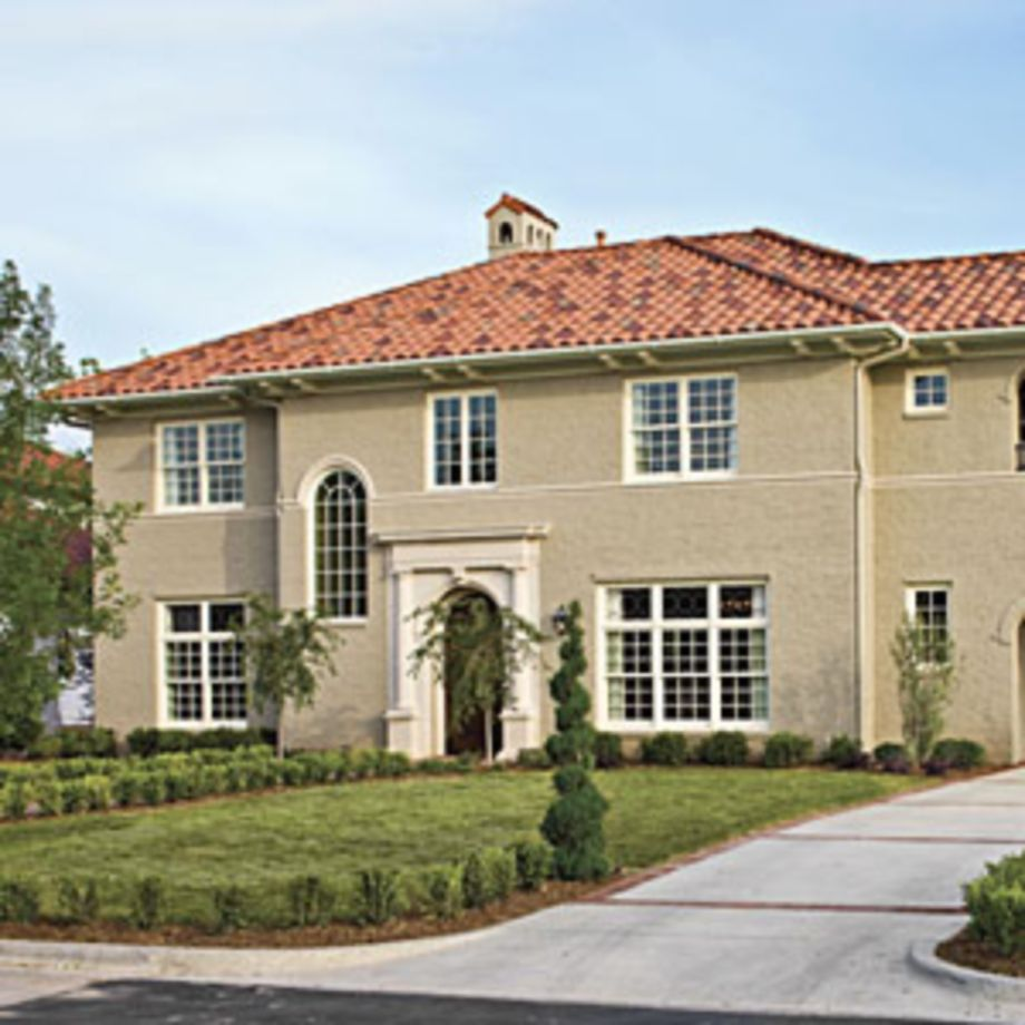 Spanish style exterior paint colors 36