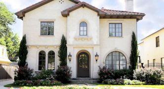 Spanish style exterior paint colors 38