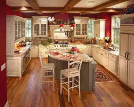 Stunning christmas decorating ideas for the kitchen 03