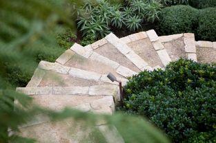 Stunning garden design ideas with stones 12