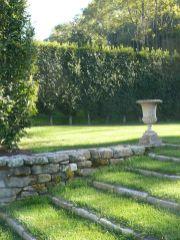 Stunning garden design ideas with stones 36