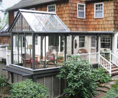 Stunning garden pergola ideas with roof 06