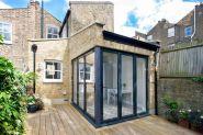 Stunning garden pergola ideas with roof 18