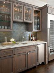 Stunning grey wash kitchen cabinets ideas 01