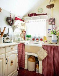 Stylish kitchen designs ideas with corner sinks 02