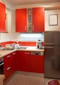 Stylish kitchen designs ideas with corner sinks 24