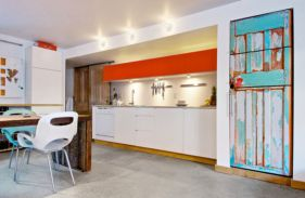 Stylish kitchen designs ideas with corner sinks 56