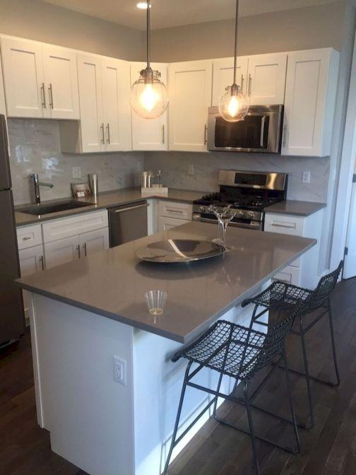 The best ideas for quartz kitchen countertops 04