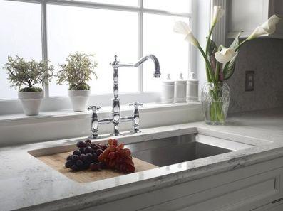 The best ideas for quartz kitchen countertops 17