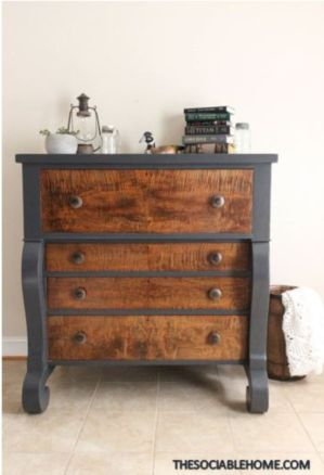 Tone furniture painting design 39