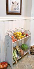 Amazing stand alone kitchen pantry design ideas (20)