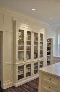 Amazing stand alone kitchen pantry design ideas (36)