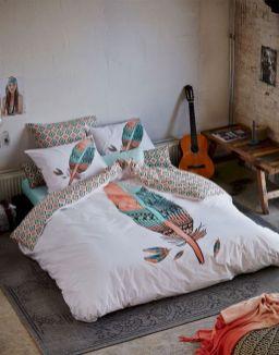 Cozy bohemian teenage girls bedroom ideas (35)