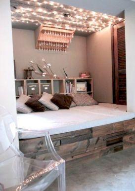 63 Cozy Bohemian Teenage Girls Bedroom Ideas - ROUNDECOR